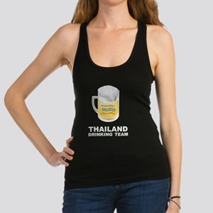 Thailand Drinking Team Racerback Tank Top
