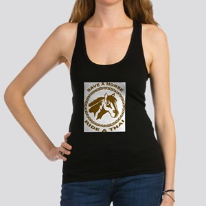 Ride A Thai Racerback Tank Top