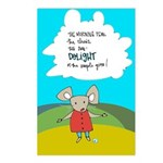 Country Mouse Postcards (Package of 8)