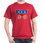 Strk3 Donner Party Logo Dark T-Shirt