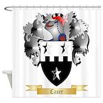 Caser Shower Curtain