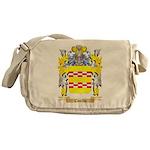 Casello Messenger Bag