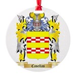 Casellas Round Ornament