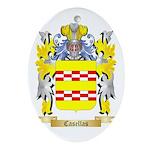 Casellas Ornament (Oval)