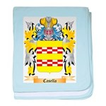 Casella baby blanket