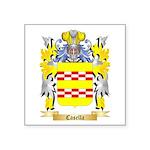 Casella Square Sticker 3