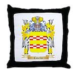 Casella Throw Pillow