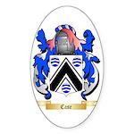 Case Sticker (Oval 50 pk)