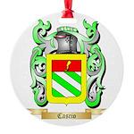 Cascio Round Ornament