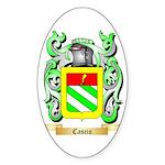 Cascio Sticker (Oval 10 pk)
