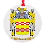 Casassa Round Ornament