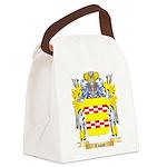 Casas Canvas Lunch Bag