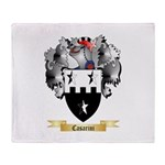 Casarini Throw Blanket