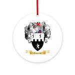 Casarini Ornament (Round)