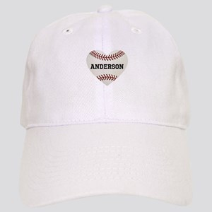 Baseball Love Personalized Cap