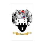 Casari Sticker (Rectangle 50 pk)