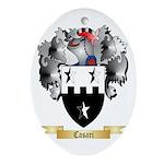 Casari Ornament (Oval)