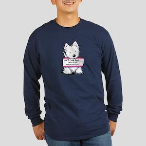Vital Signs: FOCUS Long Sleeve Dark T-Shirt