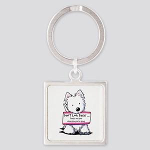 Vital Signs: FOCUS Square Keychain