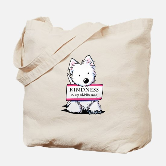 Vital Signs: KINDNESS Tote Bag