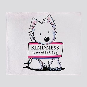Vital Signs: KINDNESS Throw Blanket