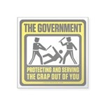 The Government Sticker
