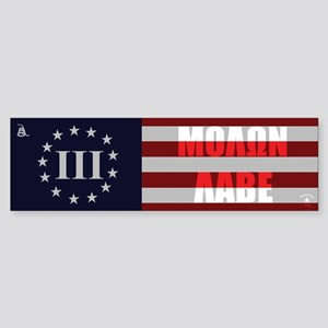 Come and Take It (Flag) Bumper Sticker