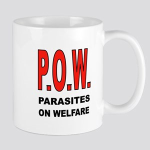 WELFARE PARASITES Mug
