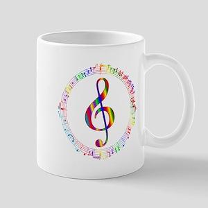 Music in the Round Mug