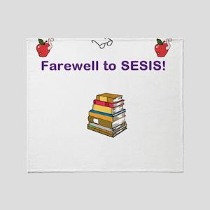 SESIS Throw Blanket