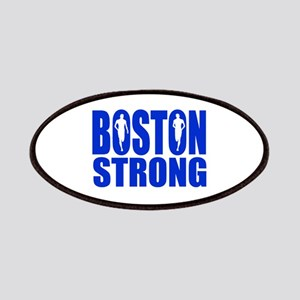 Boston Strong Blue Patches