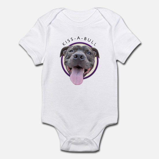 Kiss-A-Bull Infant Bodysuit