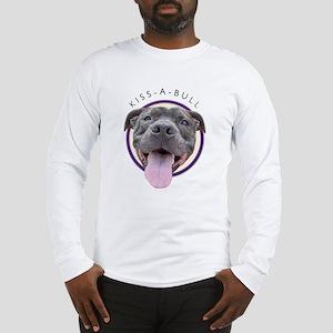 Kiss-A-Bull Long Sleeve T-Shirt