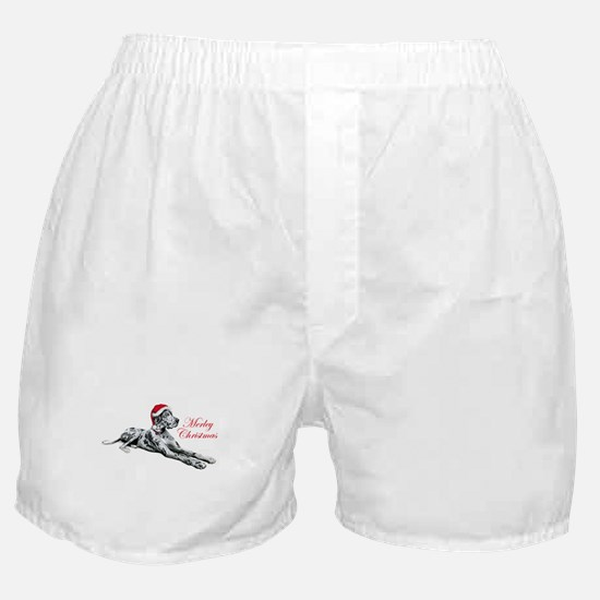 Great Dane Merley Xmas UC Boxer Shorts