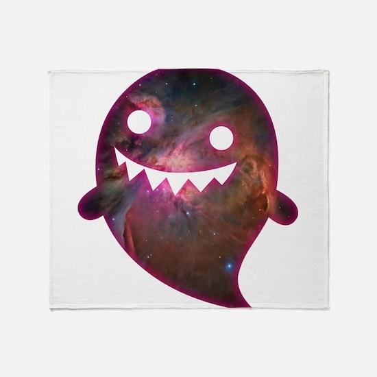 Space Ghost Throw Blanket