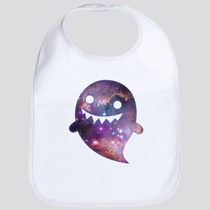 Cosmic Ghost Bib
