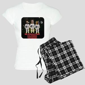 Space Dinos 6 -- Colonize Moon Pajamas