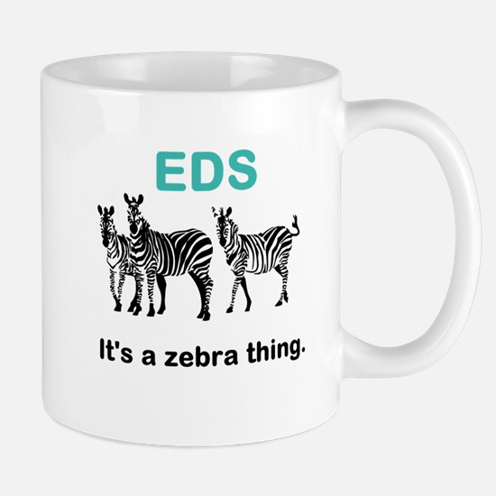 Zebra Thing Mugs