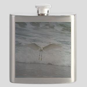 Born of sea-foam Flask