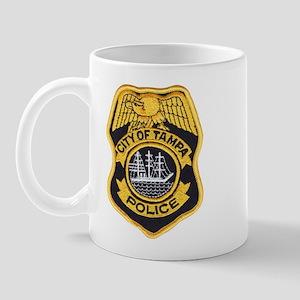 Tampa Police Mug