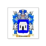 Casanovas Square Sticker 3