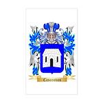 Casanovas Sticker (Rectangle)