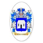 Casanovas Sticker (Oval 50 pk)