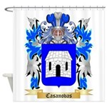 Casanovas Shower Curtain