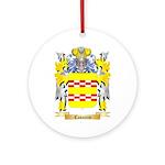 Casaccio Ornament (Round)