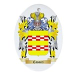 Casacci Ornament (Oval)