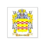 Casacchia Square Sticker 3
