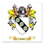 Cary Square Car Magnet 3