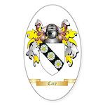 Cary Sticker (Oval 10 pk)