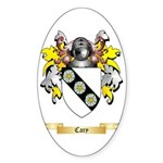 Cary Sticker (Oval 50 pk)